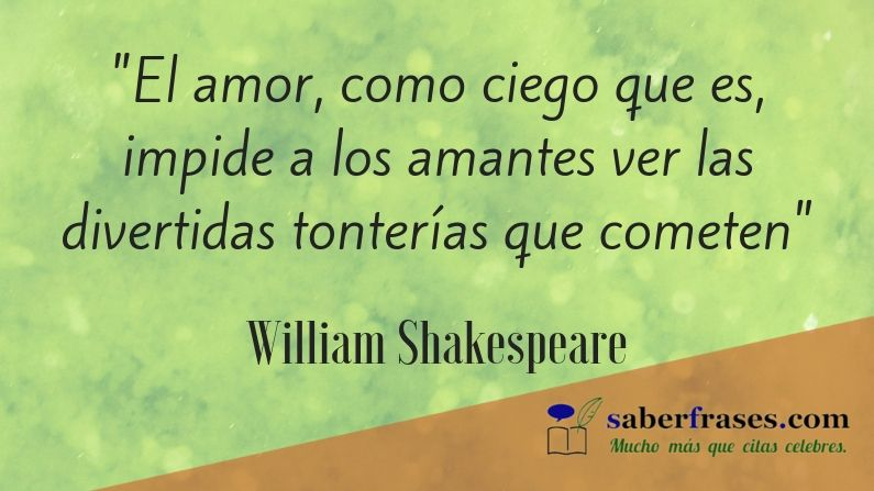 Frasesamor Frases Celebres De Amor De William Shakespeare